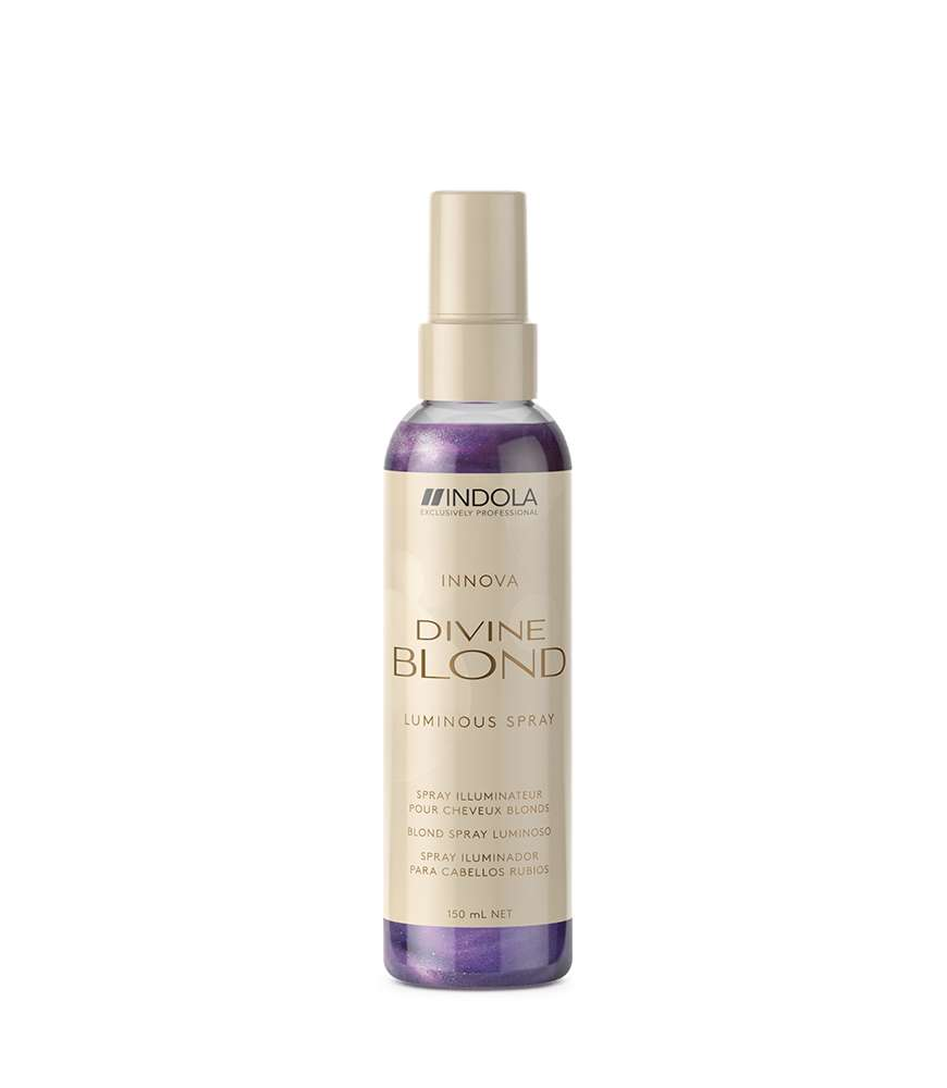 Indola_DivineBlond_Luminous_Spray_150ml